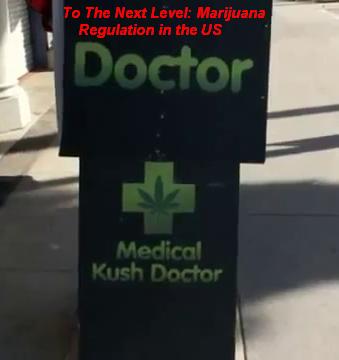 Californian marijuana drug-store